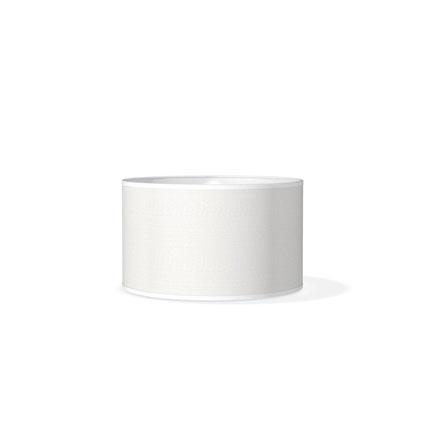 Abat-jour Home Sweet Home 'Bling' blanc Ø 35 cm