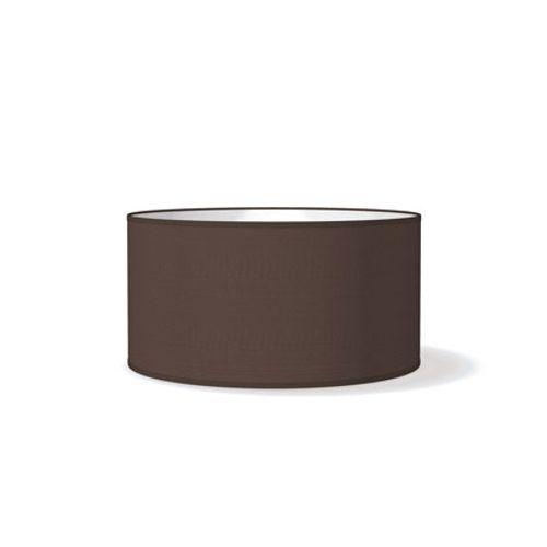 Abat-jour Home Sweet Home 'Bling' brun Ø 45 cm