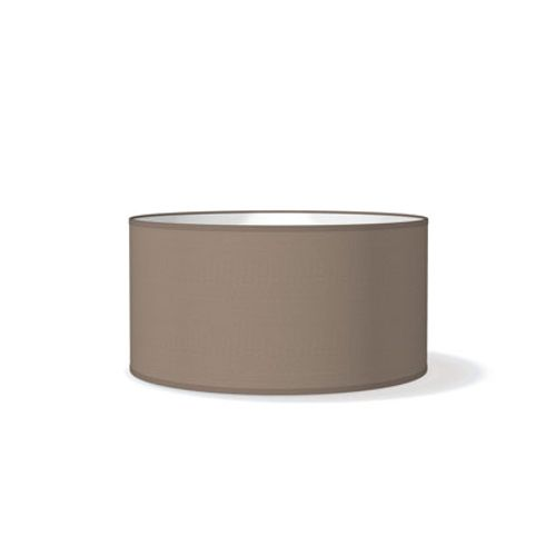 Abat-jour Home Sweet Home 'Bling' beige taupe Ø 45 cm