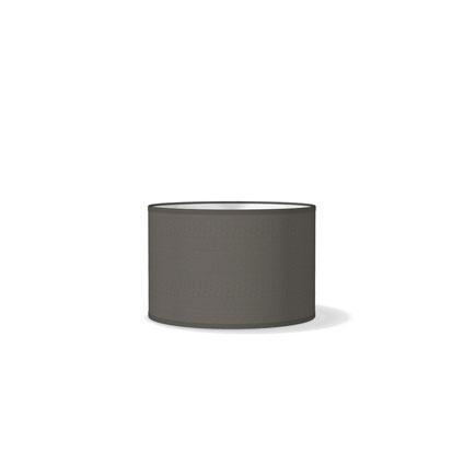 Abat-jour Home Sweet Home 'Bling' gris moyen Ø 30 cm