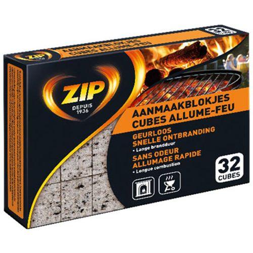 Zip aanmaakblokjes 'Energy Original' - 32 stuks