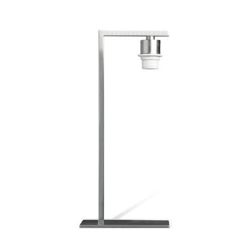 Home Sweet Home tafellamp Block mat staal