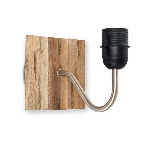 Home Sweet Home wandlamp Drift bruin 40W