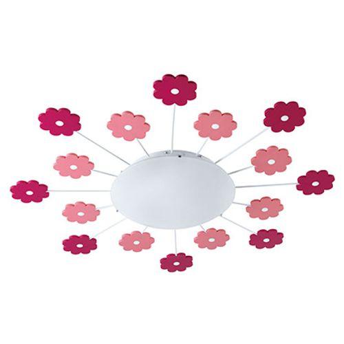 EGLO wand- en plafondlamp Viki 1 bloemen