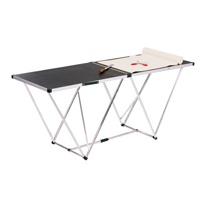 Table à tapisser Ocai 'Master' alu 3 m x 60 cm