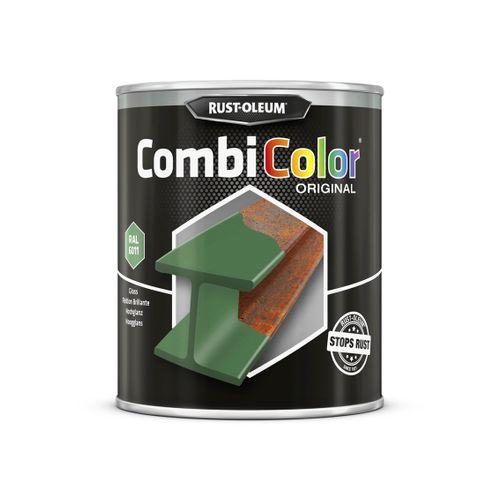 Rust-oleum Combicolor antiroest primer en finish reseda groen 750ml