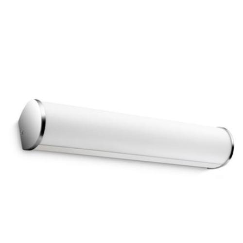 Philips wandlamp Fit chroom 2x2,5W