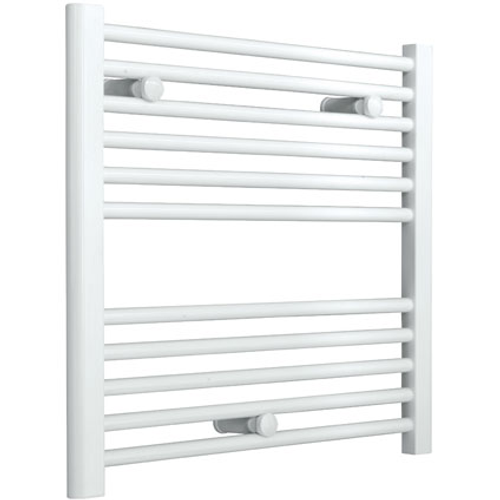 Radiateur sèche-serviette Haceka 'Thar' blanc 56x60cm