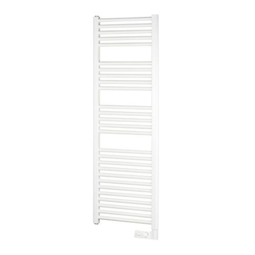 Radiateur sèche-serviette Haceka 'Taberna' blanc 138x48cm