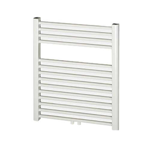 Radiateur sèche-serviette Haceka 'Gobi' blanc 69x59cm
