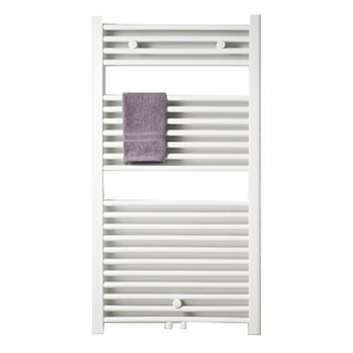 Radiateur sèche-serviette Haceka 'Gobi' blanc 111x59cm