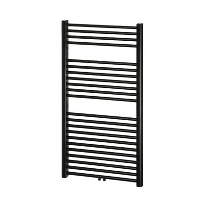 Radiateur sèche-serviette Haceka 'Gobi' noir 111x59cm