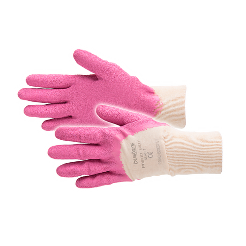 Busters Grippo Pastel handschoen roze S