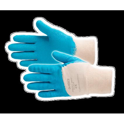 Busters Grippo Pastel handschoen blauw M