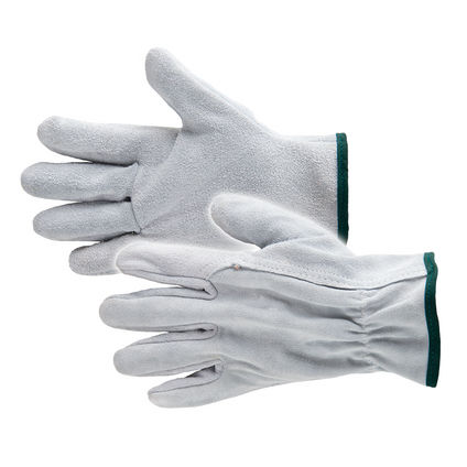 Busters Leather Plus handschoen grijs maat 8