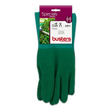 Busters handschoenen Trimmer latex M8