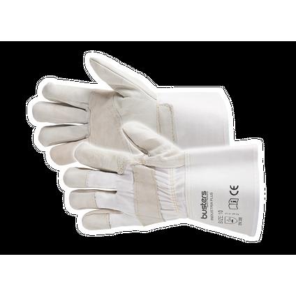 Busters handschoenen 'Industria plus' rundsnerfleder M10