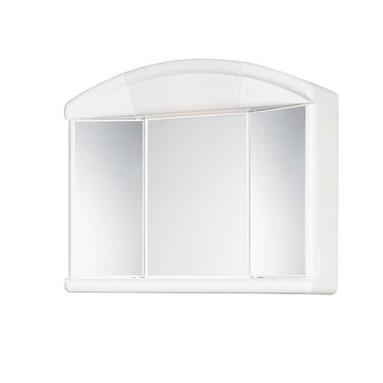 Armoire de toilette Allibert 'Naty' 3 miroirs