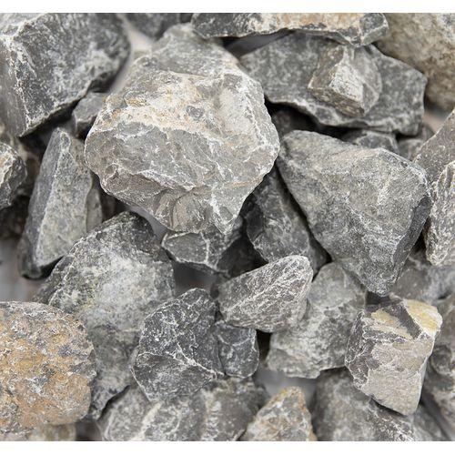 Stenen grijs-blauw-bruin 0,39m³