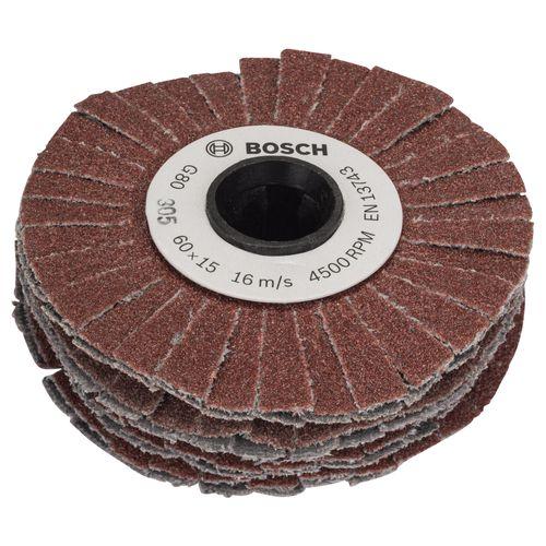 Rouleau de ponçage Bosch PRR250 K80 60mm