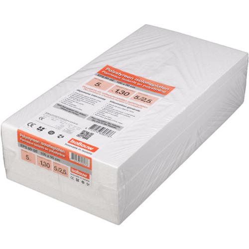 Isolatieplaat EPS 60 100x50x4cm 6 stuks