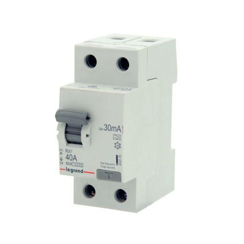 Interrupteur différentiel Legrand 'RX3' 2 pôles 30 mA