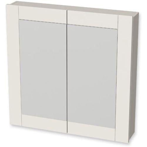 Tiger spiegelkast Frames ivoor wit 80cm