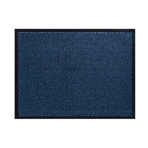 Deurmat Spectrum blauw 80cm