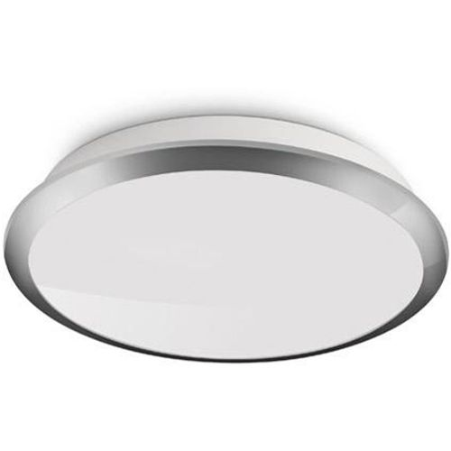 Plafonnier Philips 'Denim' chrome 3W