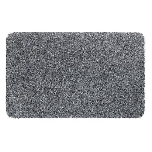 Paillasson Sencys Aqua-Stop gris 50x80cm