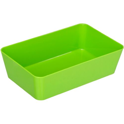 Panier de rangement Wenko 'Candy L' vert