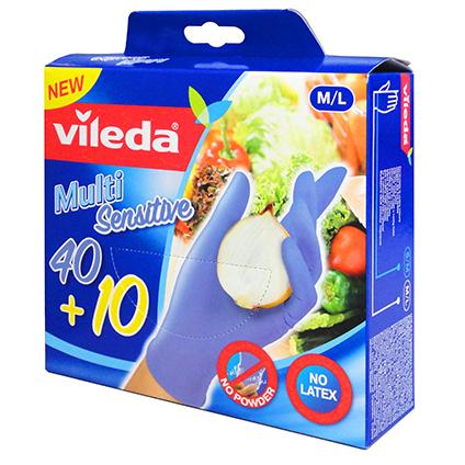 Gants multi sensitive Vileda