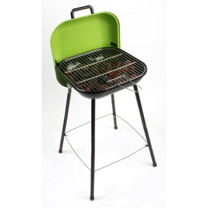 Barbecue Central Park Pic Nic vert 42x42cm
