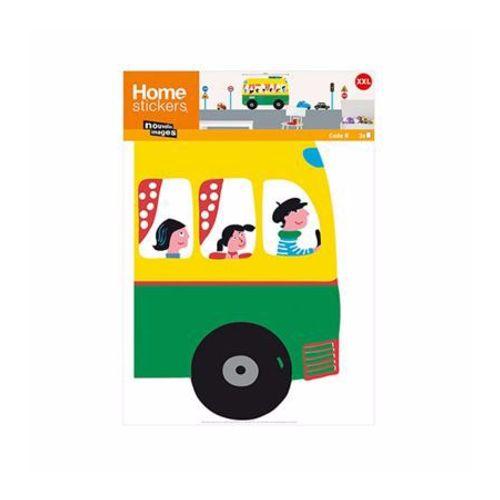 Sticker Kids XXL voitures Nouvelles Images 49 x 69 cm