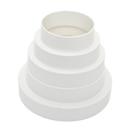 Réduction pour tube Ø 80/150 mm