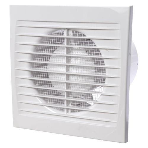 Sencys ventilator Basic Ø125mm Timer Vochtsensor CE