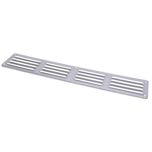 Sencys schoepenrooster 49,5x9cm aluminium