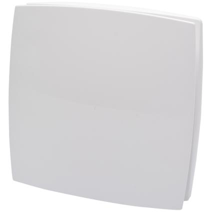 Sencys Ventilator Deco Wit 125mm Timer CE