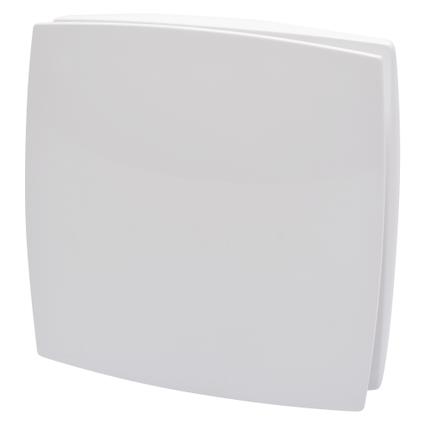 Sencys Ventilator Deco Wit 125mm Timer Vochts. CE