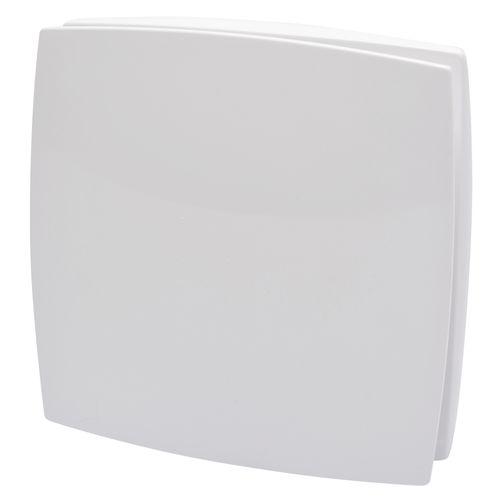 Sencys ventilator Deco Wit Ø125mm Timer Vochtsensor CE