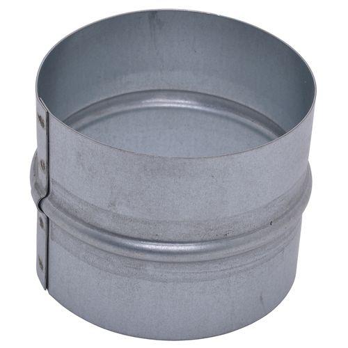 Sencys Le couplage en acier galvanisé Ø100mm