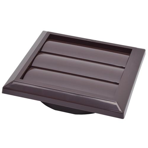 Clapet Sencys lamel plastique marron Ø 100/125 mm