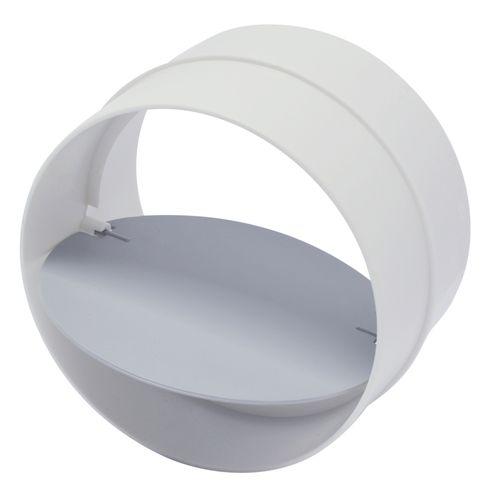 Sencys buisverbinder anti-terugslagklep 150 mm