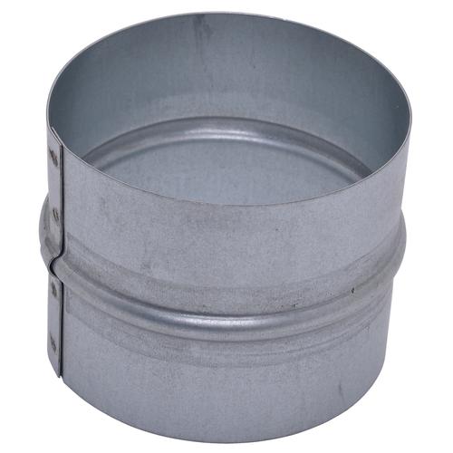 Manchon Sencys acier galvanisé Ø 80 mm