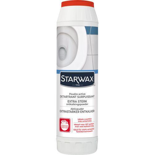 Détartrant poudre Starwax WC 1Kg surpuissant
