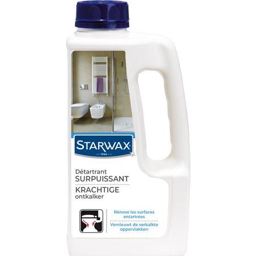 Starwax krachtige ontkalker sanitair 1 L