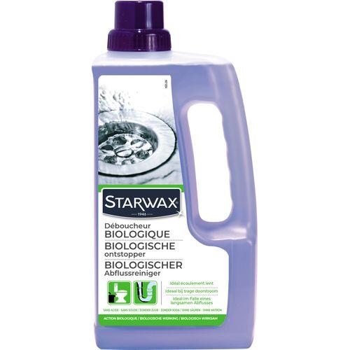 Starwax biologische ontstopper afvoeren 1 L