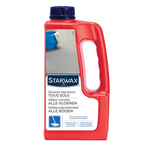 Décapant concentré Starwax 'Sols Carrelés' 1 L
