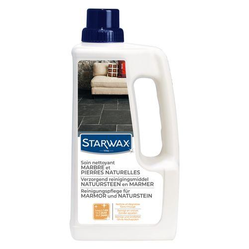 Starwax verzorgend reinigingsmiddel 'Marmer en Natuursteen' 1 L