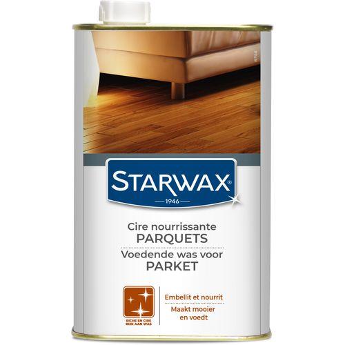 Cire concentrée Starwax 'Parquet Ciré' 1 L